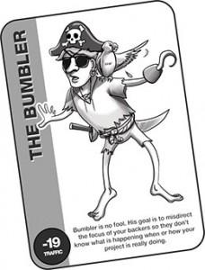 card-bumbler