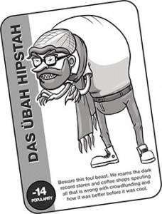 card-hipster
